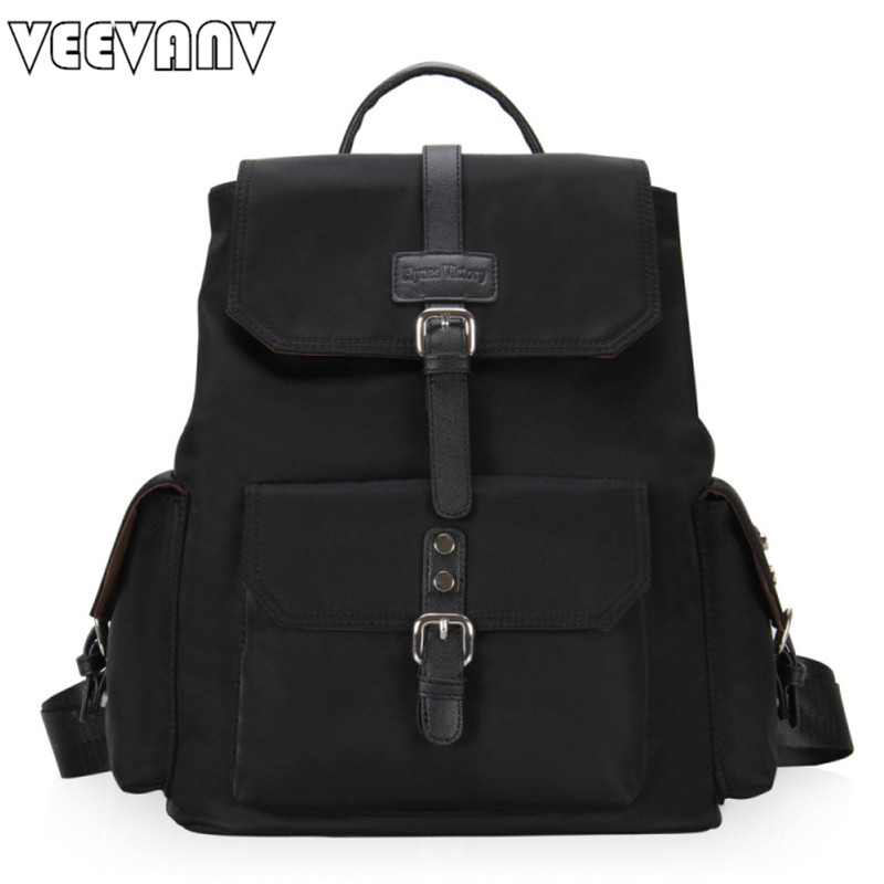 2017 VEEVANV Women Backpacks High Quality Waterproof Mochila School Backpacks for Girls Nylon Laptop Backpack Female Travel Bags school bags for teenager boys girls school backpacks high quality dropproof nylon men business backpack slim laptop backpack