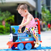 Infant 1 3 Years Scooter Baby Walker Learn To Walk With Foot Pedal Kid Riding Toys