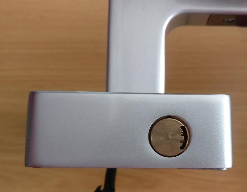 LACHCO biometrischer intelligenter Türschlossfingerabdruck, 4 - Schutz und Sicherheit - Foto 3