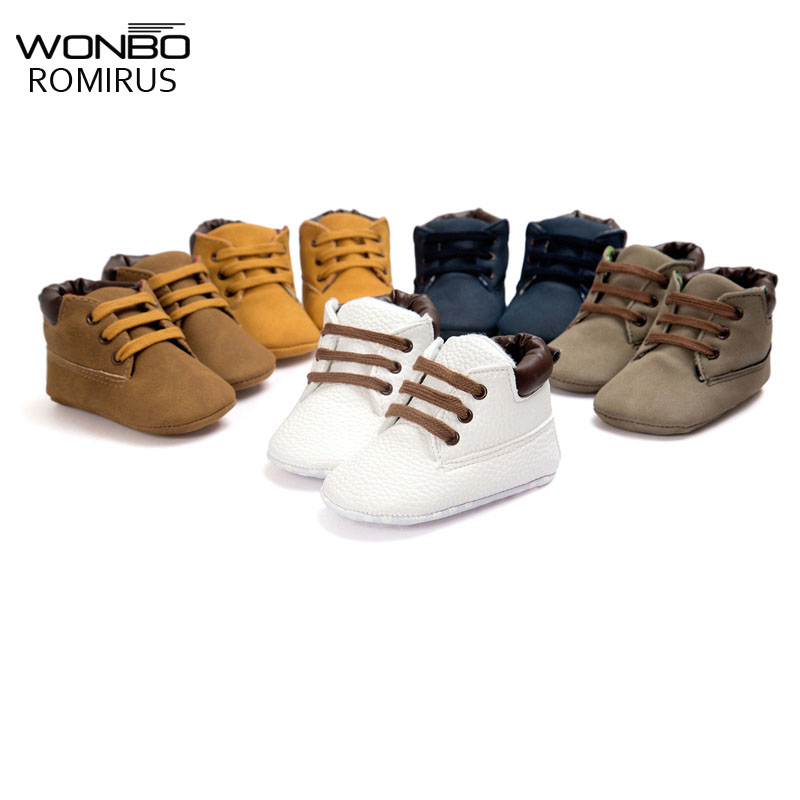 Baby First Walkers Baby Shoes Soft Bottom Fashion Tassels Baby Moccasin Non-slip PU Leather Prewalkers Boots