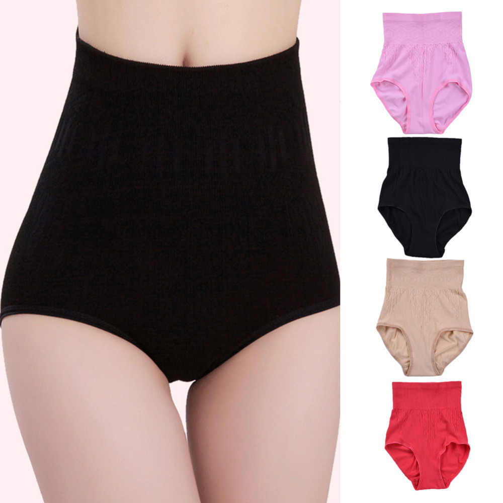 09d4278297f High Waist Belly Pants Shorts Postpartum Underwear Panties Shaping Pants  Abdomen Shapewear Shaped Pants Abdomen Underwear