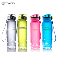 1000 ml di acqua di sport bottel borraccia d bicicletta con il coperchio di caffè tè viaggio escursionismo arrampicata ciclismo bottiglia bpa libero