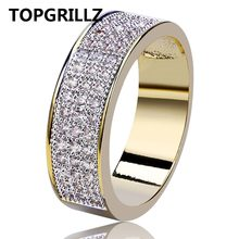 TOPGRILLZ Hip Hop Iced Out Bling (China)