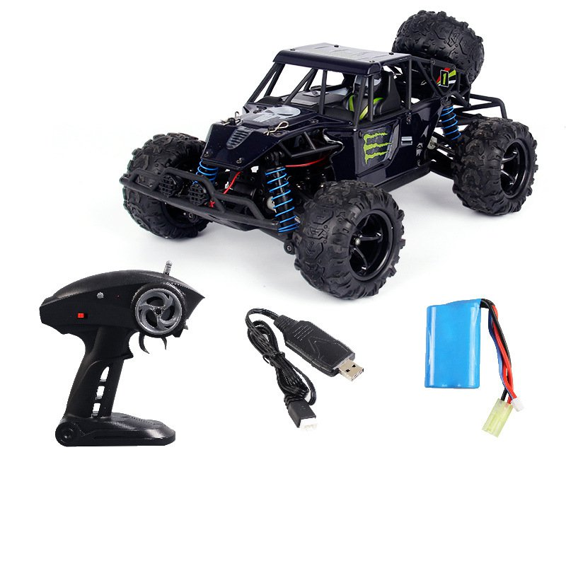 High Quality 1:18 2.4G 4CH 4WD Profession RC Car High Speed Four Wheel Drive Climber Car Kids Presents Gift