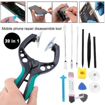 39pcsSet Colour Screwdriver Combination Household Appliances Multi Function Screwdriver Screwdriver Set Repair Tool smartphone
