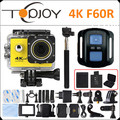 F60R 4K Action Camera 4K/30fps 1080P 60fps WiFi 2.0LCD 170D Helmet Cam Waterproof Extrame Cam Remote Control Sport Camera F60R