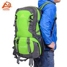 40L Hiking Backpacks Sports Big Capacity Outdoor Bags Mountaineering Women Men Hiking Bag Outdoors Travel Backpacks DSB69