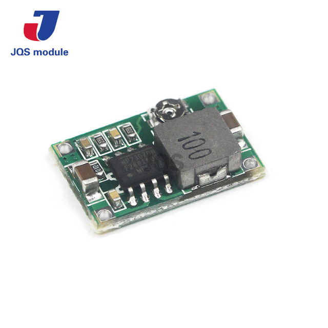 1pcs Mini360 DC-DC Buck Converter Step Down Module 4.75V-23V to 1V-17V 17x11x3.8mm SG125-SZ+