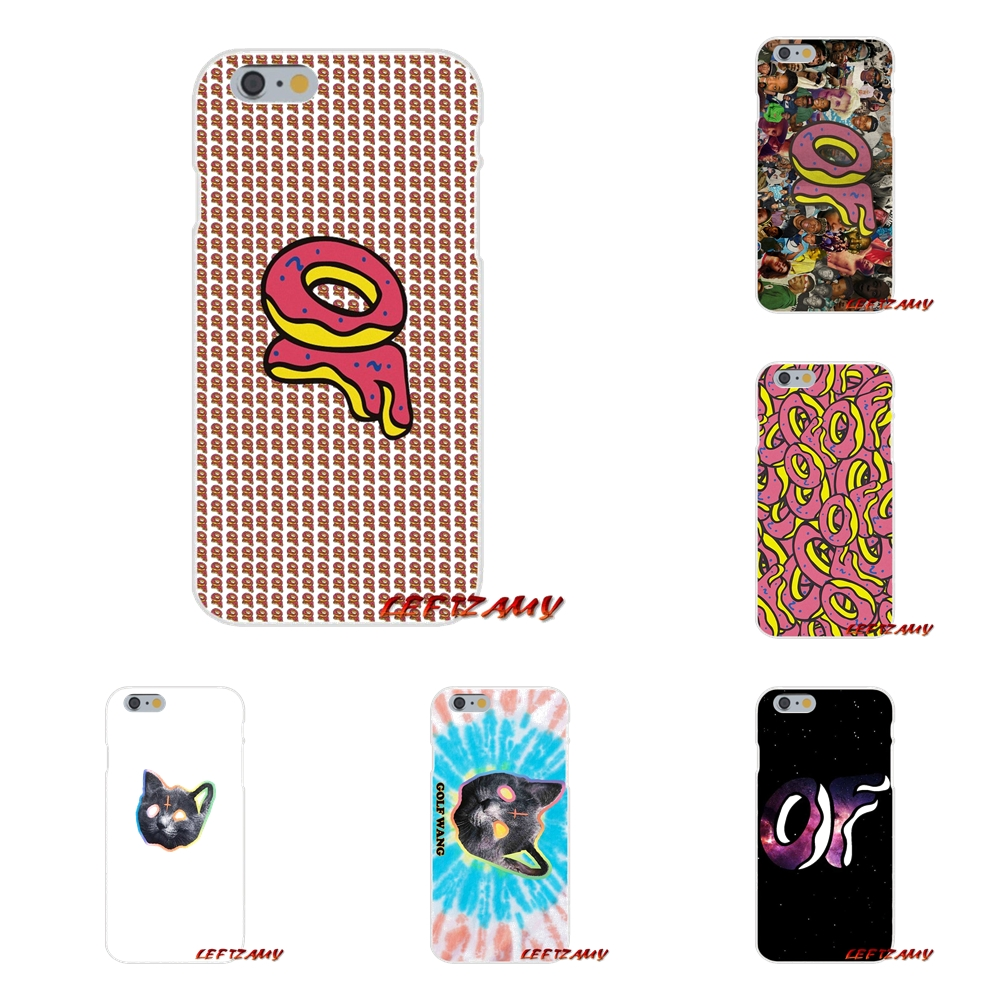 Ofwgkta Odd Future OF Golf Slim Silicone phone Case For Xiaomi Redmi 3 3S 4A 5A Pro Mi4 Mi4C Mi5S Mi6X Mi Max2 Note 3 4 5A