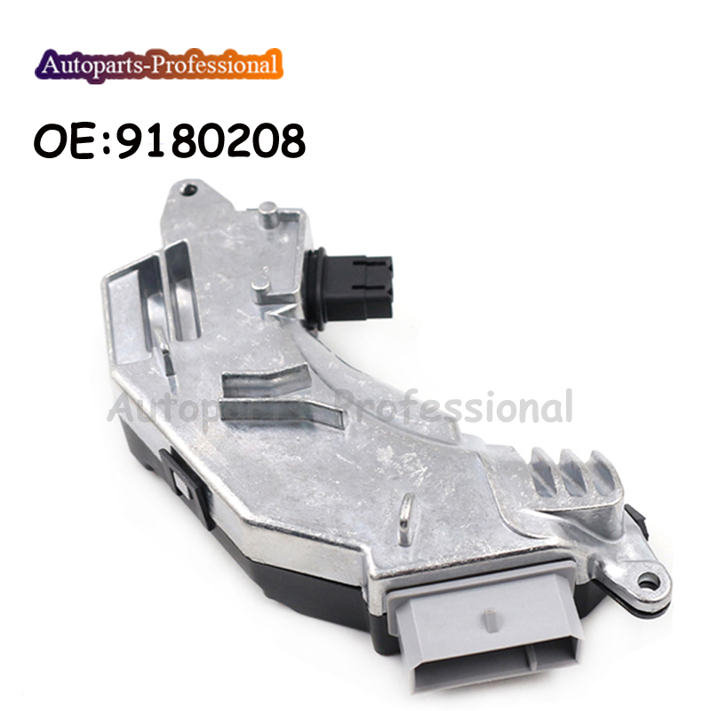 OEM 9180208 Car Heater Blower Resistor Para Opel Vauxhall Vectra c SIGNUM SAAB FIAT CROMA 9-3 Controle do Clima 1808449 1808552