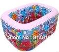 Sea Animal de la historieta del bebé plástico piscinas inflables natación perpendicularidad seguridad de los bebés producto piscina juegos inflables