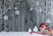 HUAYI cenários de fotografia fundo da foto fundo recém-nascidos cenário de natal decorações de natal natal XT-5899