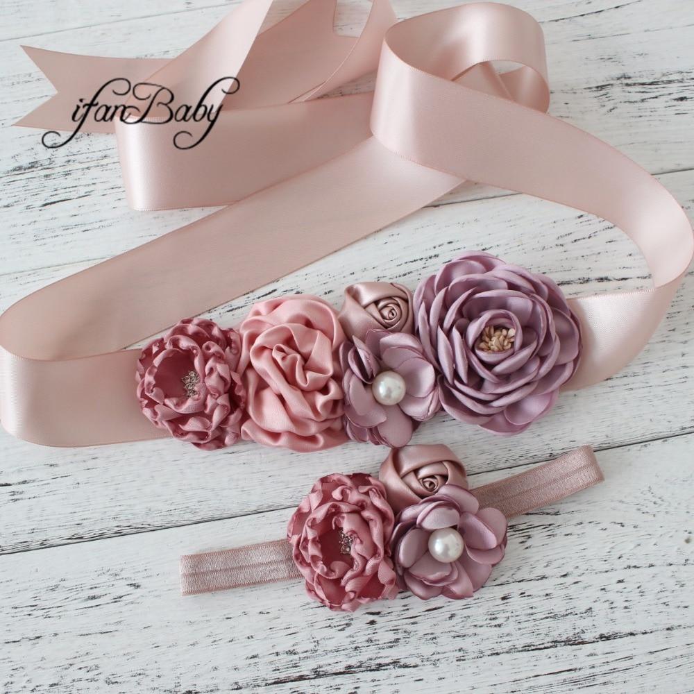Fashion Women Girl   Belt  , FLOWER Sash   Belt   Wedding Sashes   belt
