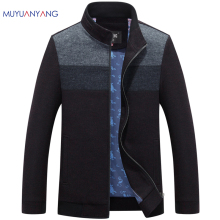 Mu Yuan Yang 2020 Autumn and Winter For Male Wool & Blends 50% Off Men s Wool Blend Coats Casual Mens Woolen Jackets Overcoat