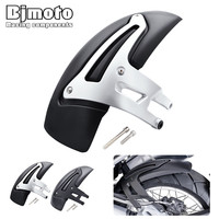 BJMOTO Motorcycle Rear Hugger Fender Mudguard For BMW R1200GS LC ADV R1200R LC 2016 Motorbikes