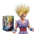 Chanycore Anime Dragon Ball Z ESTRELAS MESTRE PEDAÇO O SON GOHAN Goku Super Saiyan Action Figure Brinquedos Bonecas