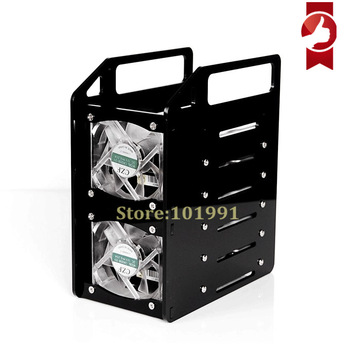 NEW ARRIVALS  Transparent hard disk extension rack–3.5inch Desktop Computer external hard drives HDD hard disk drives Cage