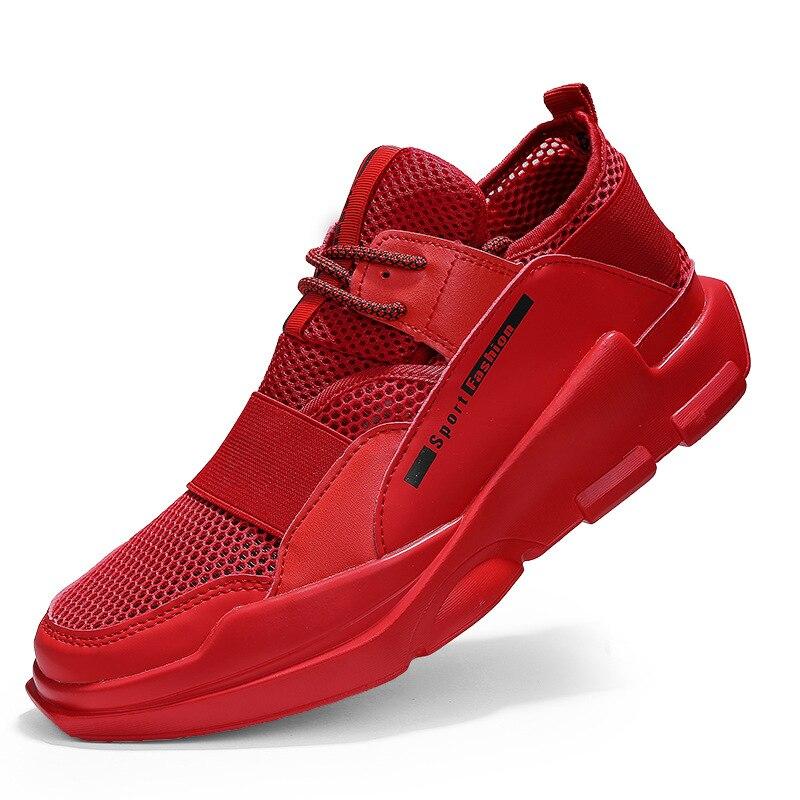 Mesh Shoes Men Sneakers Summer Trainers Ultra Zapatillas Deportivas Hombre Breathable Casual Shoes Sapato Masculino Krasovki
