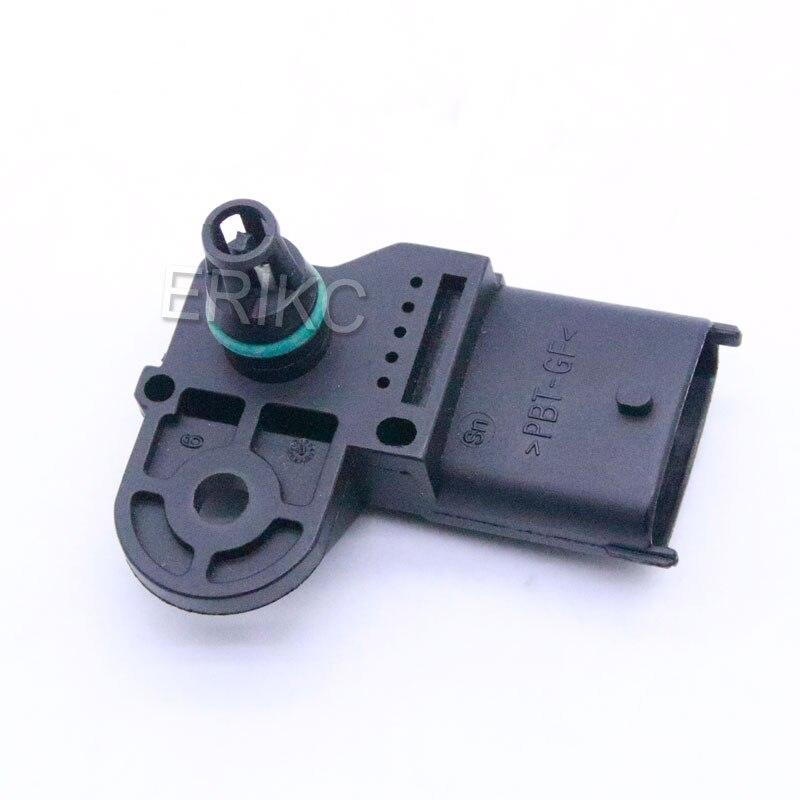 Air Pressure Map Sensor For Renault Megane Ii Scenic Ii Laguna Ii 1.9 Dci 0281002709 8200375080 0 281 002 709 82 00 375 080 Pressure Sensor