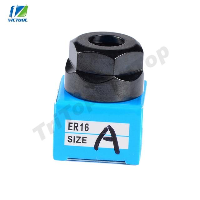 2 шт/лот точность a тип er16 пружинная зажимная гайка быстрое фотография