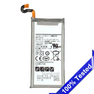 EB-BG950ABE батарея для Samsung GALAXY S8 SM-G9508 G950U G9508 G9500 SM-G G Project Dream 3000mAh Batterie Bateria