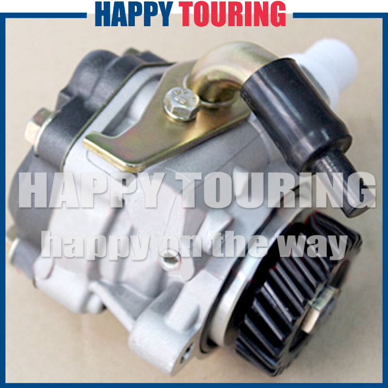 US $115 0 8% OFF|New Power Steering Pump MB8561759 MB922703 MR267661 Oil  Pump For Mitsubishi pajero 4M40 V26 V36 V46 2 8L-in Power Steering Pumps &