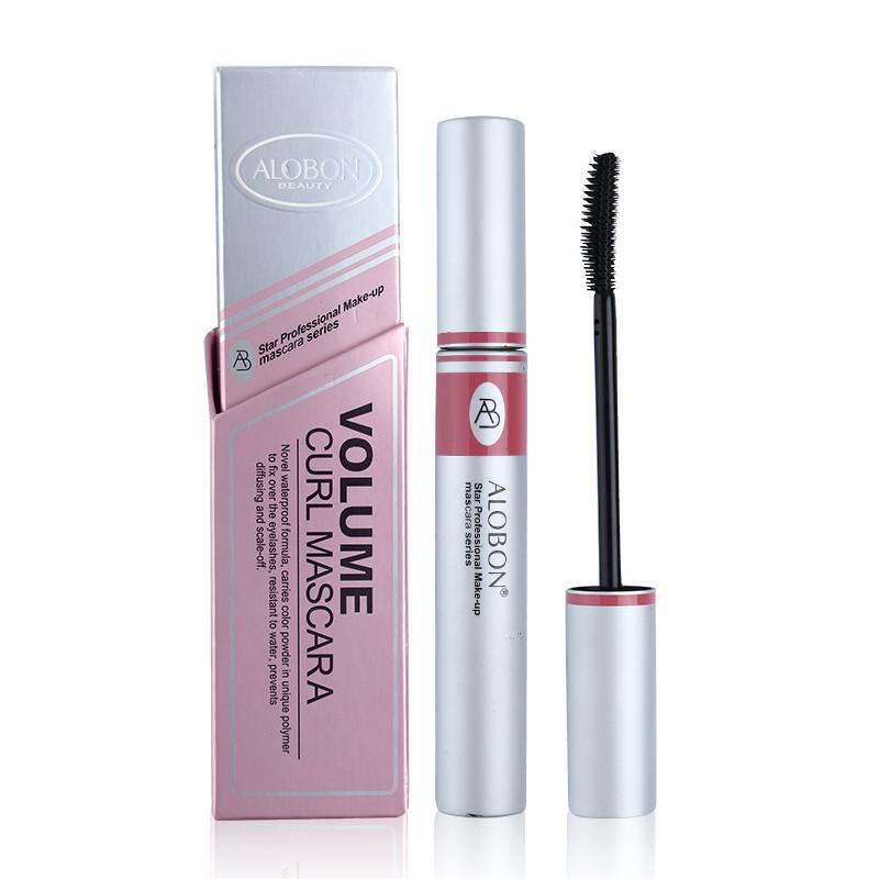 1x-Black-ink-Alobon-Cosmetic-3d-Fiber-Lashes-Mascara-Individual-False-Eyelashes-Extension-Colossal-Mascara-Volume