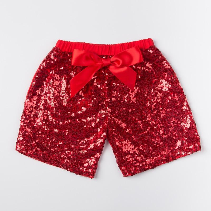 5ac4d5f0e63b Hot Selling Baby Gold Sequin Shorts Boys Girls Summer Short Pants ...