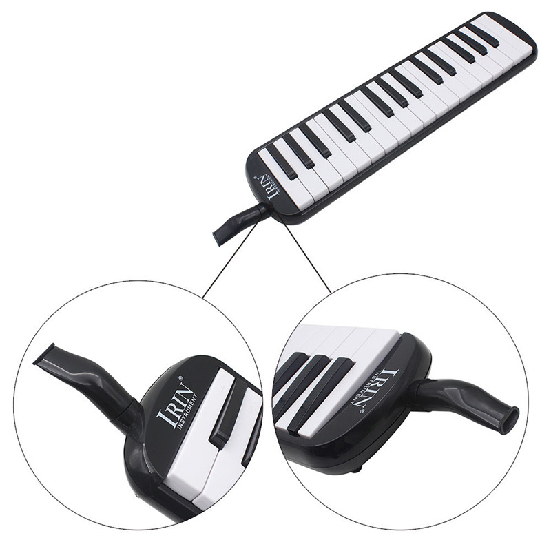 d3c1d3cf288 32 Key Melodica Harmonica Electronic Keyboard Mouth Organ With ...