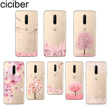 ciciber Flower Floral Phone Case For Oneplus 7 Pro 1+7 Pro Soft TPU Cover for Xiaomi 9 Coque For Redmi Note 7 6 Pro Fundas Shell