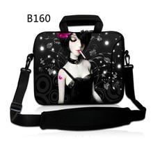 Smoking Woman Messenger Bag For Macbook Air, Professional,Retina 12,11,13,15 inch,Purse Sleeve Case 14 inch Laptop computer Bag,Free Drop Ship