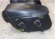 Free shipping Bag modified cars cruising motorcycle side car side box car side bag saddle bag earth Ying Wang Bag