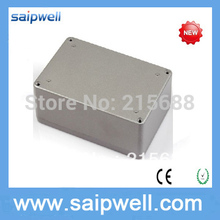 SAIPWELL NEW ALUMINUM CAST ALUMINUM INSTRUMENTATION CABLE JUNCTION BOX OUTDOOR WATERPROOF BOX IP66 120*80*55mm TYPE SP-AG-FA2