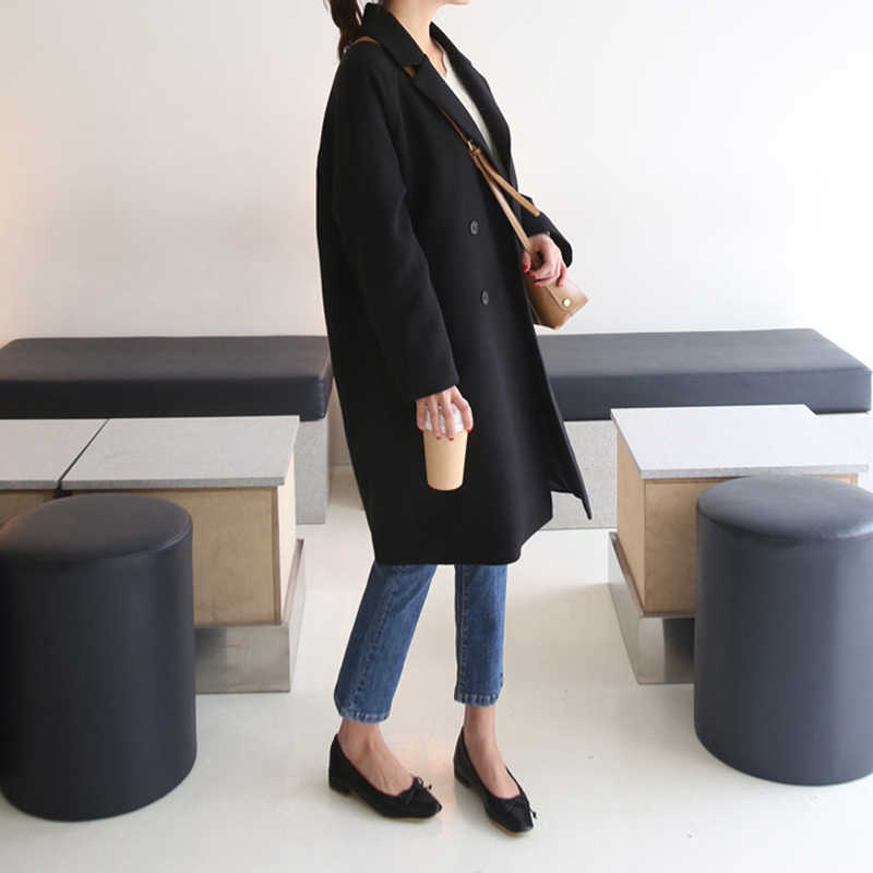 Goedkope groothandel 2019 nieuwe winter Hot selling vrouwen fashion casual Dames werkkleding mooie jassen en jassen BP37