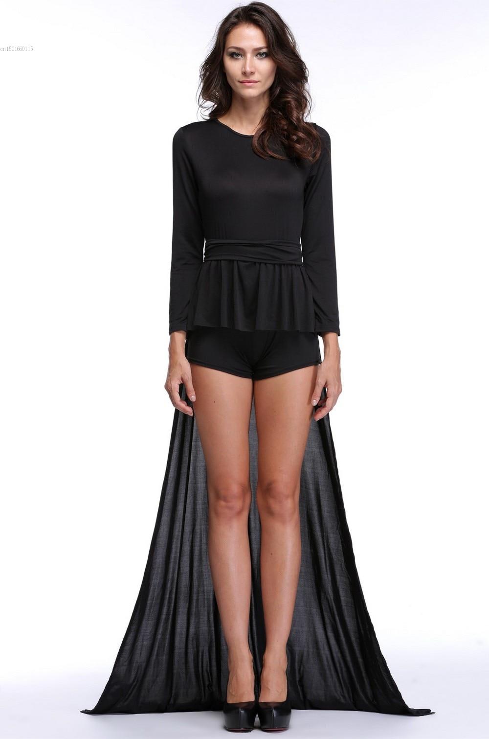 2017 hot sexy women rompers jumpsuit lady elegant long