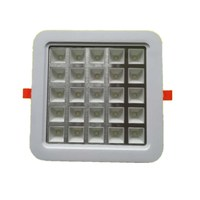 25W LED Downlight Square LED Ceiling Lamps AC85V 265V Surface mount Cabinet Wall Spot Down light Ceiling Lamp Home Lighting