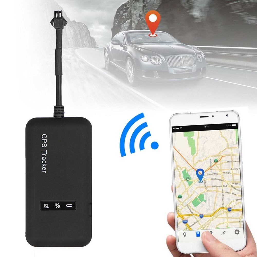 Mini Real-time GPS Car Tracker Locator GPRS GSM Tracking Device Anti-theft Universal for Vehicle Truck Motorcycle Motorbike smart activity trackers mini gsm gprs gps locator tracker device real time tracking car vehicle kids