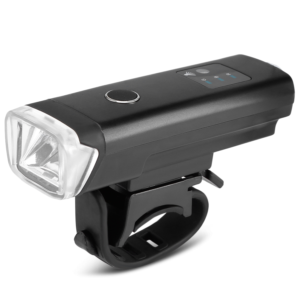 Waterproof Cycling Bike Bicycle Light USB Rechargeable Bike Lights Bicycle Led Front Lights Lamp Safety Battery