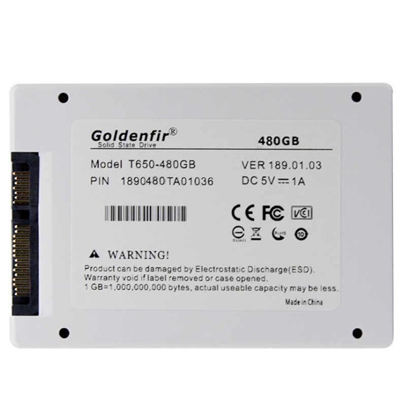 Dysk twardy SSD 240 GB dysk twardy SATA 3 SSD 1TB 500GB 120GB 240 GB 256GB dysk twardy do laptopa 2TB dysk twardy HD 2.5 Disco Duro SSD