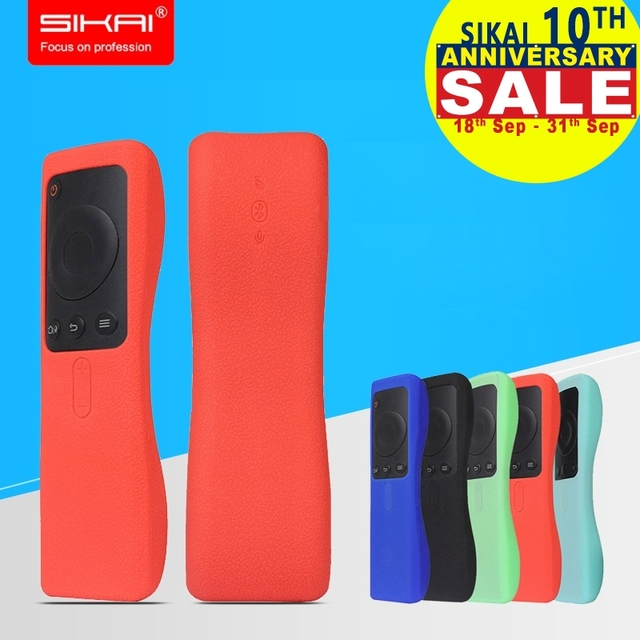 US $4 04 19% OFF|SIKAI 2018 Protective Case for Xiaomi MI TV BOX 3 Remote  Cover for Xiaomi Mi Box 3 For MI Android TV Box Set top TV Box Remote-in