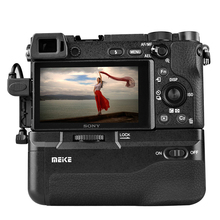New Battery Grip MEKE MK-A6300 for sony a6300 digicam