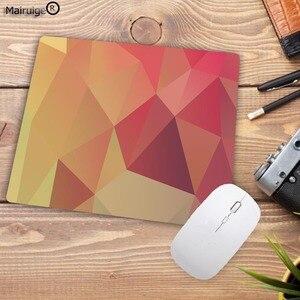 Image 4 - Mairuigeビッグプロモーション幾何快適小さな速度マウスマットゲーム格安マウスパッド 180 × 220 × 2 ミリメートルスモールマウスパッド