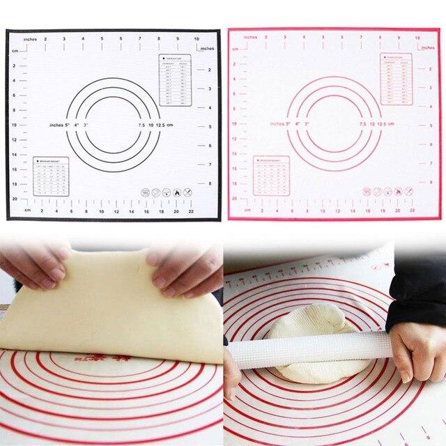 29x26 cm Del Silicone di Cottura Zerbino Impastano la pasta di Zerbino FAI DA TE