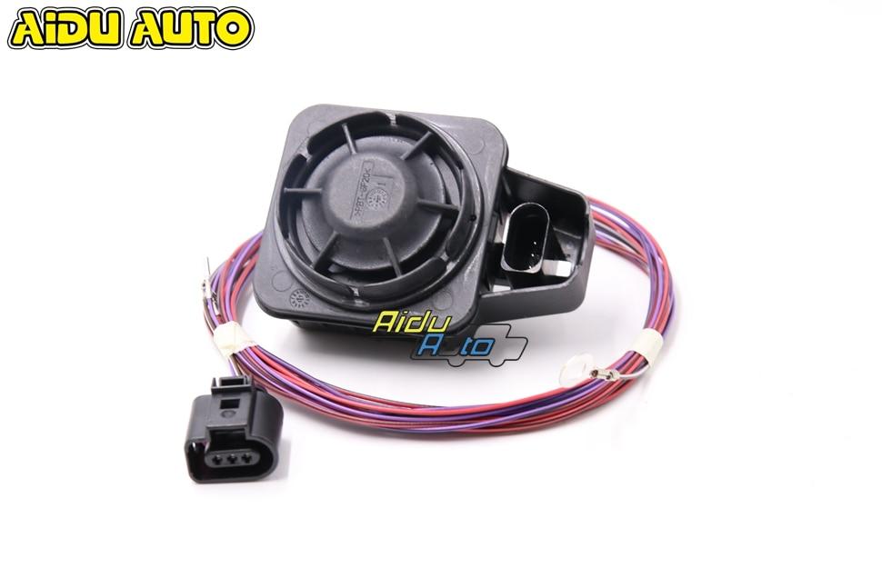 Car Security Alarm Siren Speaker Horn For VW Golf 7 MK7 MQB Passat B8 Tiguan A3 8V 5Q0 951 605 A 5Q0951605A