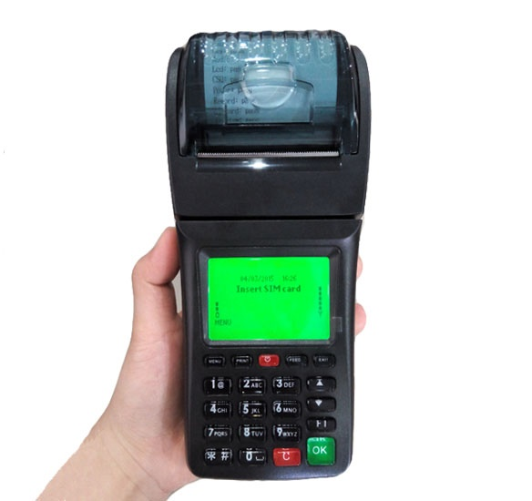 3G GPRS Printer for Prepaid Vending Online System for Water and Electricity