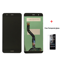Original For Huawei P10 Lite LCD Display With Touch Screen Digitizer Assembly Black White Gold Free
