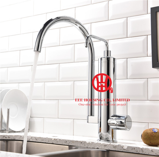 Free Shipping Brass Dual-function Sink Mixer,kitchen Faucet,chrome Finished,kitchen Accessories
