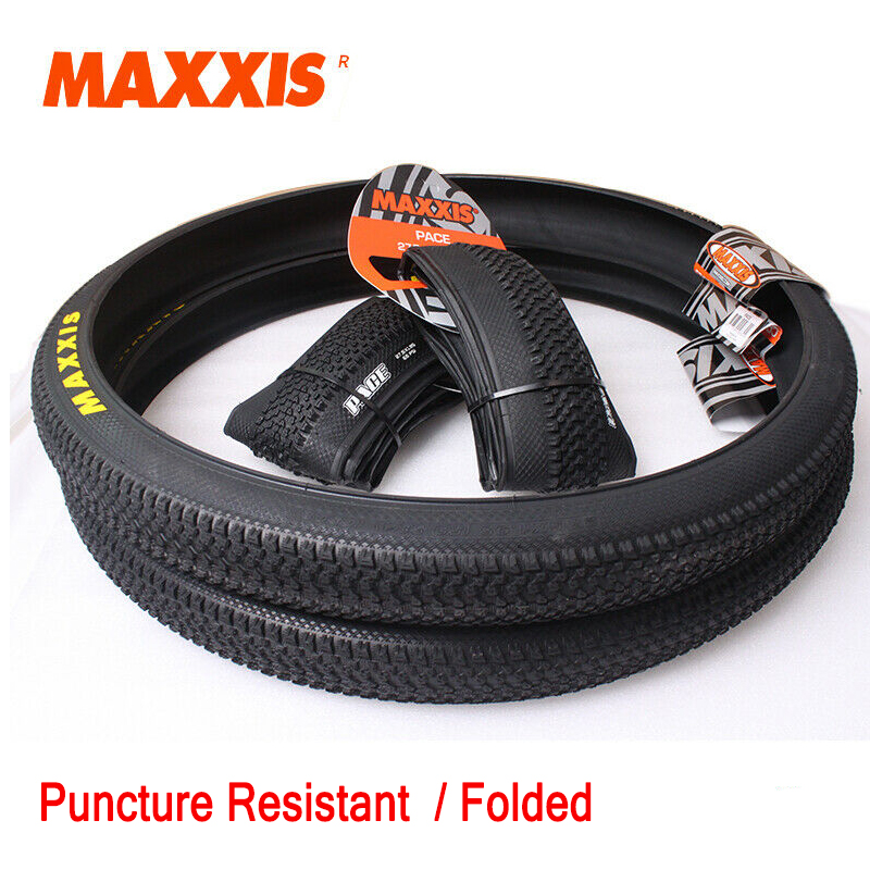 MAXXIS Mountain Bike Tires 1.95/2.1' Flimsy Puncture Resistant MTB Bicycle Tires Mountain Bike 29 Tires 26/27.5