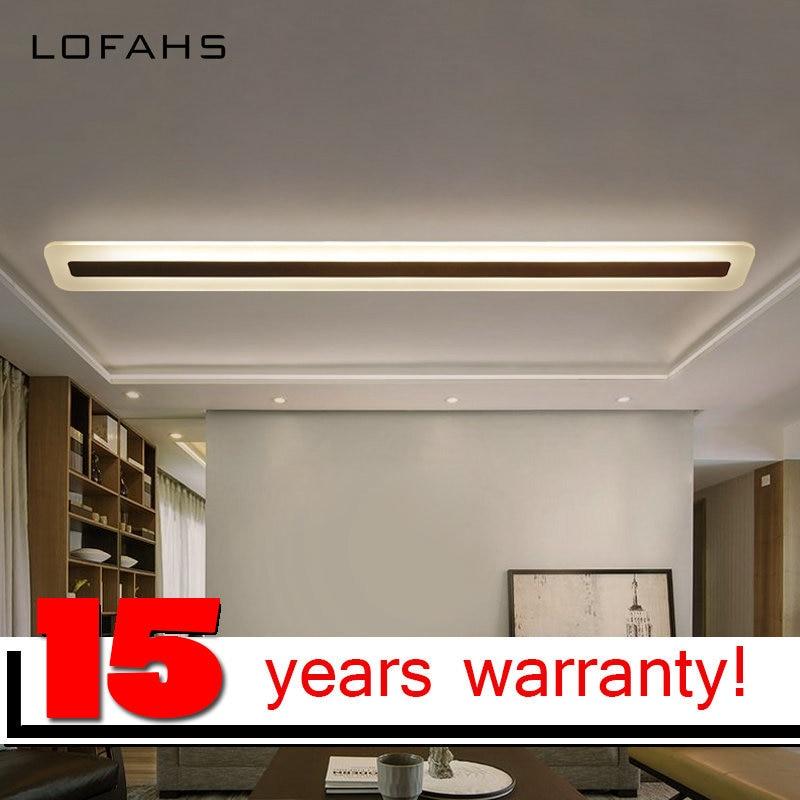 LOFAHS Modern LED Ceiling light for Corridor Aisle Entrance Dining Room Living Room Long Strip Lamp Home Lighting Fixtures ceiling light lamp for entrance led