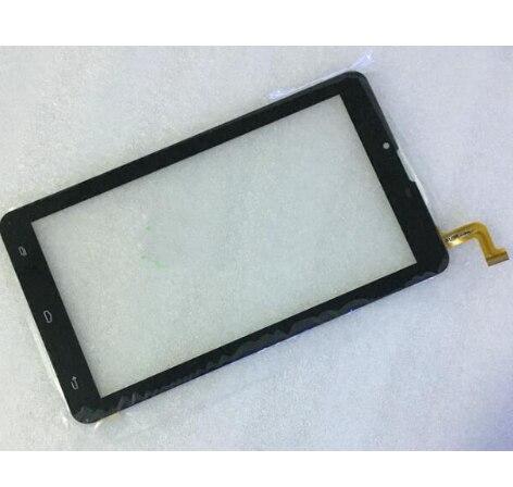 Nouveau 7 pouces pour MEGAFON CONNEXION 4 LTE (MFLogin4) connexion 4g + tablet pc HK70DR2671-V02 capacitif écran tactile en verre digitizer panneau
